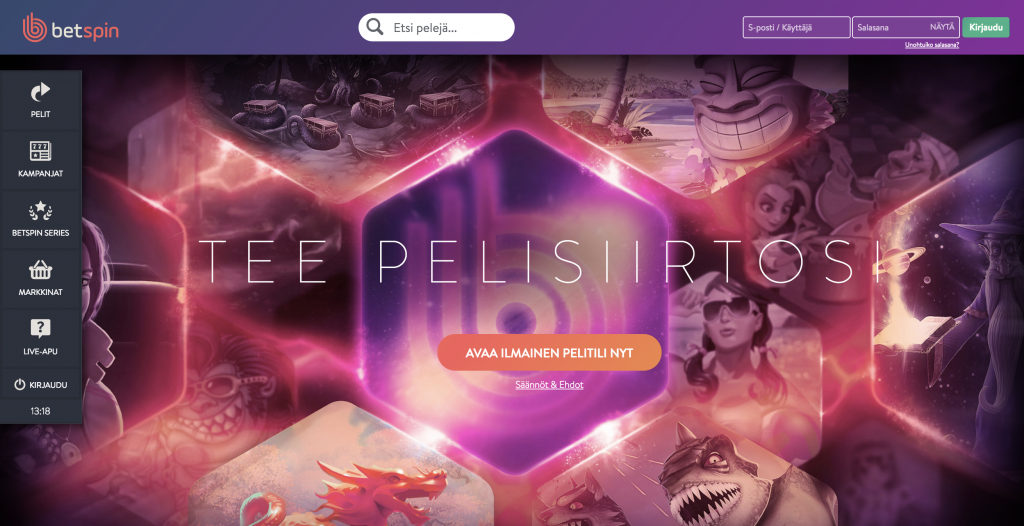 betspin Casino