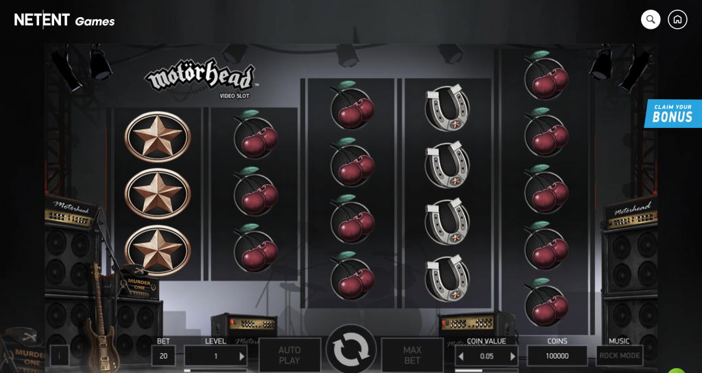 Motörhead Screenshot